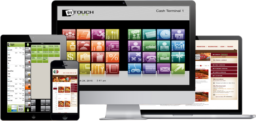 Intouchpos Restaurant Pos Software